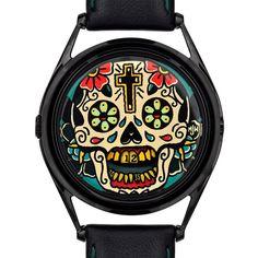 Mr Jones Watch - The Last Laugh Tattoo Edition (twistedtime.com)