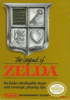 triforce-princess:  On February 21st, 1986, The Legend of Zelda on NES was released. Happy 30th Anniversary everyone!