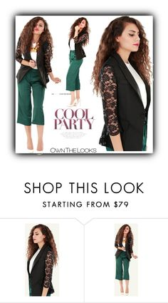 """""""ownthelooks"""" by fatimka-becirovic ❤ liked on Polyvore featuring blazer and ownthelooks"""