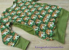 Imetyspaita  sew nursing shirt http://kangaskorjaamolla.blogspot.fi/2016/04/imetyspaita.html