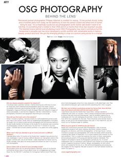 A proper digital copy of my first published interview.