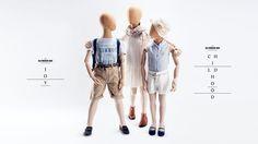 OLD MODERN KIDS #mannequin #fashion #style #design