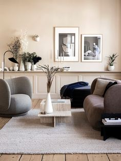 """Ferm Living's founder Trine Andersen: """"We want to make you feel comfortable at home"""" Small Living Rooms, Living Room Sets, Danish Living Room, Contemporary Living Rooms, Japanese Living Rooms, Nordic Living Room, Modern Minimalist Living Room, Minimalist Home Interior, Living Spaces"""