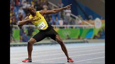 Usain Bolt is Muhammad Ali of Athletics: Sebastian Coe - YouTube
