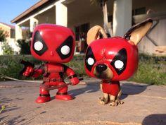 #DogPool custom @originalfunko Pop!