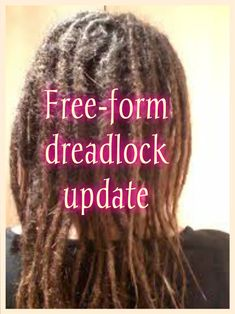 Another beautiful morning and a hair update on my freeform journey. Freeform Dreads, Kinky Hair, Beautiful Morning, Black People, My Hair, Routine, Natural Hair Styles, Dreadlocks, Journey