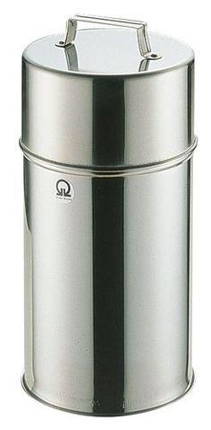 遠藤商事 ステンレス 茶缶 14cm (小)BTY01003