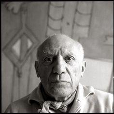 richard avedon | Richard Avedon, Ritratto di Pablo Picasso, Baulieu, 16 aprile 1956
