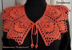 Воротник Crochet collar