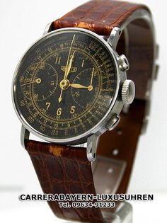 Tag Heuer Chronograph Vintage