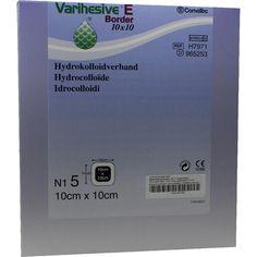 #VARIHESIVE E Border 10x10 cm HKV hydroaktiv 965253 rezeptfrei im Shop der pharma24 Apotheken