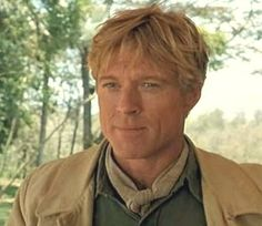 Robert Redford - Out of Africa, 1995
