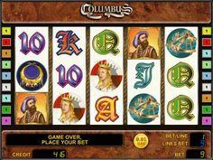 Игровой автомат (слот) Columbus (Корабли)