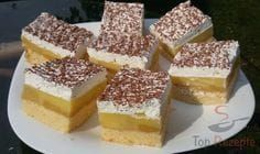 Frischer Apfel-Windhauch – FOTOANLEITUNG Relatively quickly prepared apple pie to fall in love with. Sweet Recipes, Cake Recipes, Croatian Recipes, Fresh Apples, Polish Recipes, Great Desserts, Confectionery, Graham Crackers, Cakes And More