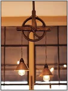 Rustic Light Fixtures - Bing Images
