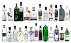 Basic Guide to … Gin | Forked