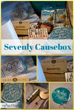 CAUSEBOX by Sevenly   Socially Conscious Subscription Box ⋆ My Sparkling Life