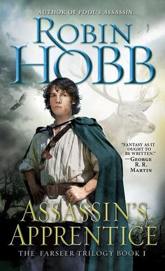 Sarit Yahalomi: New Covers for Robin Hobb's Farseer Trilogy