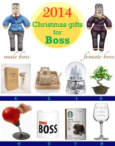 Gifts for Boss Christmas
