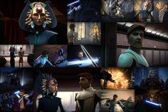 clone wars duchess satine   Media RSS Feed Satine Kryze and Obi-Wan ♥♥♥ (view original)
