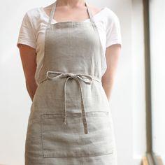 Linen Cook's Apron - 60 E - The Cook's Atelier  https://thecooksatelier.com/the-french-larder/cooks-tools/linen-cooks-apron