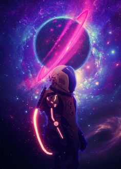 Galaxy Planets, Space Travel, Beautiful Space, Travel Posters, Scenery, Universe, Poster Prints, Metal, Astronaut