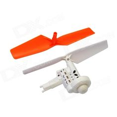Brand: Walkera; Model: QR W100S-Z-01; Quantity: 1 Piece(s)/pack; Color: Silver + yellow + white; Material: Aluminum alloy + plastic; Compatible device: Walkera QR W100S R/C Quadcopter; Functions: Spare parts for Walkera QR W100S R/C Quadcopter; Packing List: 1 x Set of Walkera QR W100S-Z-01 clockwise motor 1 x Chinese / English user manual; http://j.mp/1lkxyqF