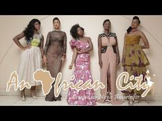 New web series, An African City. The show follows the adventures of five young women who've returned to their home country of Ghana after years spent abroad.