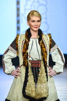 Romanian Blouse & traditional clothing.
