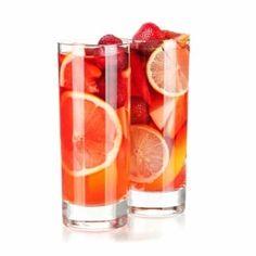 "<i>¾ c. red wine<br /> ¼ c. lemon-lime soda<br /> ice<br /> Garnish: lime wheel</i><br /><br />  Combine ingredients in a glass filled with ice. Stir and garnish with a lime wheel.<br /><br />  <i>Source: <a href=""https://velvetpalate.com/"" target=""_blank"">velvetpalate.com</a></i>"