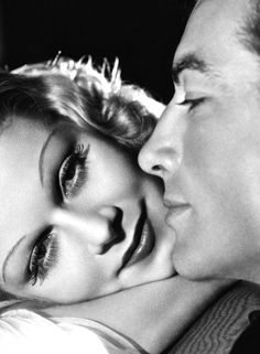 Jean Harlow and Robert Taylor in Personal Property, 1937.