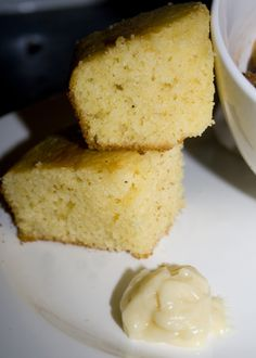 Buttermilk Cornbread, made these today in a cupcake tin instead