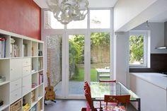 In de wolken Decor, Furniture, Room, Home, Windows, New Homes, Room Divider, Divider, Home Structure