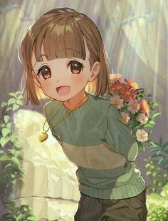Tagged with kawaii, undertale, frisk, chara, animegirls; Anime Chibi, Manga Kawaii, Loli Kawaii, Moe Anime, Chica Anime Manga, Kawaii Anime Girl, Anime Girl Cute, Beautiful Anime Girl, Anime Art Girl