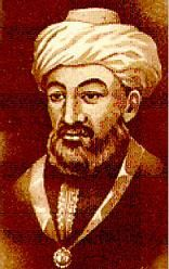 """Maimonides or """"the Rambam""""..ancient jewish sage.writer (""""Guide to the Perplexed"""").philosopher.Church Father Thomas Aquinas borrowed from his teachings and appreciated him considerably."""