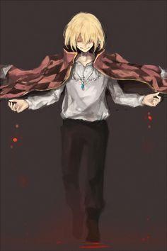 /Howl/#584206 - Zerochan | Howl's Moving Castle | Hayao Miyazaki | Studio Ghibli