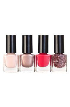 Kate Spade mini nail polish set
