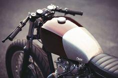 Moto Details-Yamaha XS650 Cafe Racer