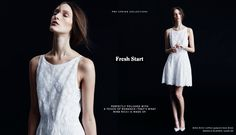 nina ricci summer dresses | nina ricci photos 0001 Franzi Mueller Gets a Fresh Start with Nina ...