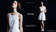 nina ricci summer dresses | nina ricci photos 0001 Franzi Mueller Gets a Fresh Start with Nina ...
