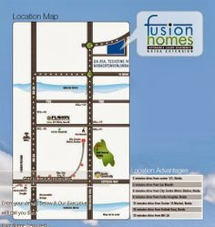 Located at Fusion Homes Greater Noida (West), has everything to coordinate up with the needs and requirements of every potential customer. Especially the Fusion of luxury, comfort and budget makes this liveable place different from others.