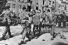 Gefangene Briten bei Arnheim
