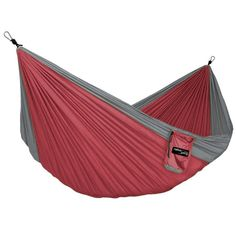 native spring portable camping single parachute hammock ultralight nylon for travel    see this great top 10 best hatteras hammock reviews  rh   pinterest