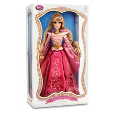 Limited Edition Aurora Doll - Sleeping Beauty - 17'' - Pre-Order