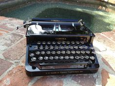 1930s L C Smith Corona Typewriter Working Condition by Trouvaillestore on Etsy