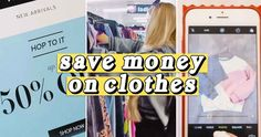 How to Save Money on Clothes – 7 Tips & Tricks