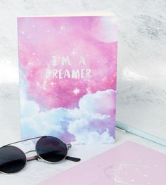 OHH DEER Ohh Deer Exclusive A4 Moon and Sky Notebook 2 Pack