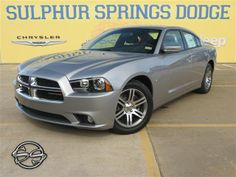 2014 Dodge Charger R/T, Silver, HEMI!! #ssdodge #dodge #charger