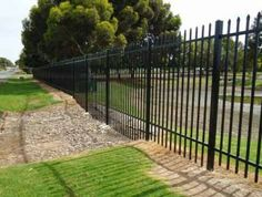 COLORBOND® is a durable, attractive and portable fence material. Select from range of contemporary Colorbond colours and speak to fencing experts to find out the most ideal for your property. Portable Fence, Chain Fence, Home Fencing, Fencing Material, Types Of Fences, Fence Styles, Steel Fence, Western Australia, Teamwork