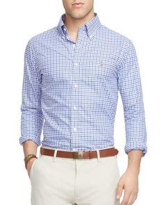 Polo Ralph Lauren Oxford Regular Fit Button Down Shirt